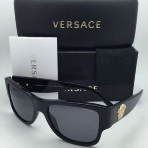 NWT Authentic Mens Versace Square Sunglasses